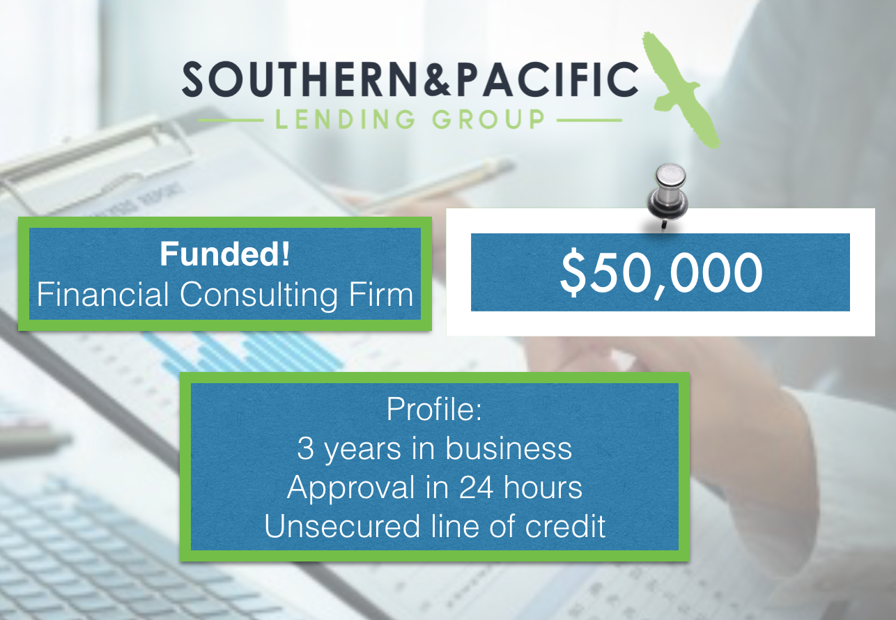Financial consulting firm southern pacific lending group financial consulting firm malvernweather Choice Image